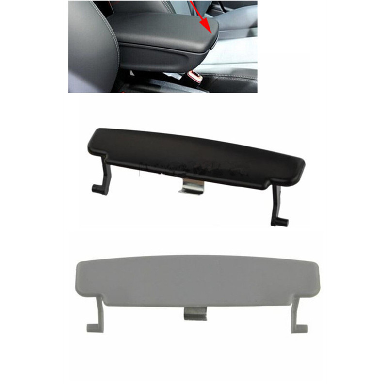 Black / Gray Auto Armrest Lid Latch Clip Armrest Console Repair Kit for Audi A6 C6 2005 2006 2007 2008 2009 2010 2011 4F0864245(China (Mainland))