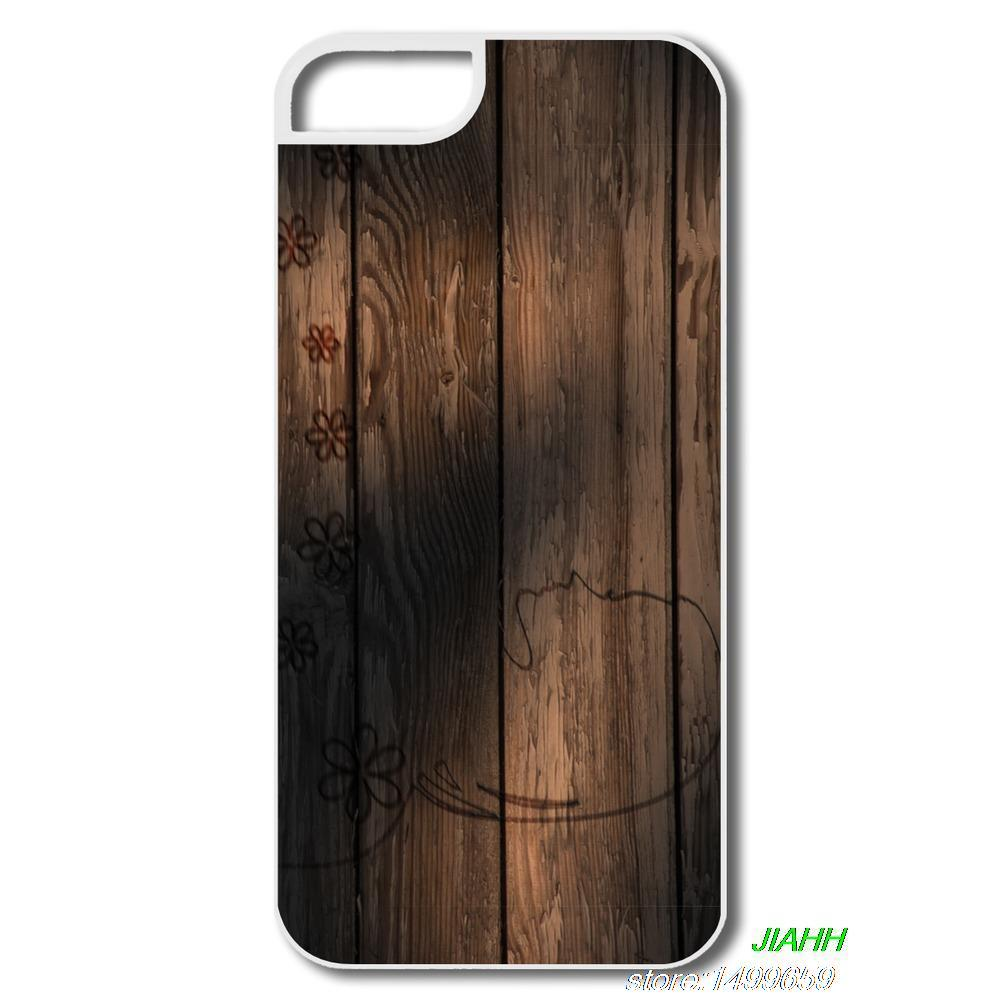 Brand New Plastic Case Wood Customized Cover iphone 4 4S 5 5S 5C 6 plus Accept Photos - shenzhen TOP10 case Technology Co. Ltd store