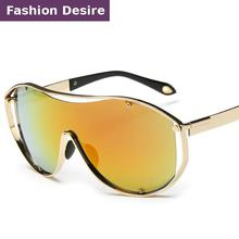 2016 New Arrival Promotion Outdoor Mirror Sunglasses Men Brand Designer Men Women Goggles Glasses  Eyewear Oculos Tyj312