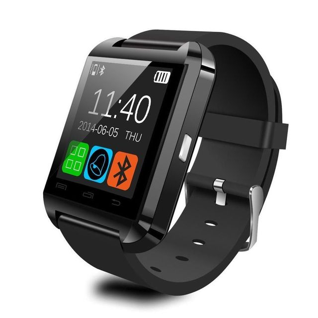 2015 Hot Smart Sport Watch Phone Mate U8 Bluetooth For Android Smartphone