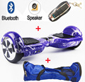 2 wheel Electric scooter Bluetooth speaker remote bag 4400mA Electric Unicycle Skateboard Standing Drift Board hoverboard