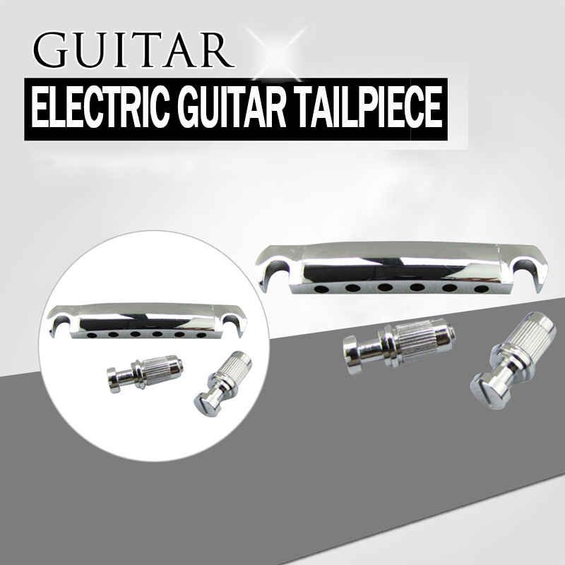 Electric Guitar Single Tailpiece High-End Guitar Hardware Accessories Precision Instrument Accessories(China (Mainland))