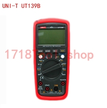 UNI-T UT139B True RMS NCV 4000 Counts DMM Digital Multimeters w/ Capacitance & Frequency Test Multimetro LCR Meter