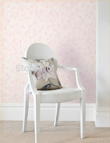 italy deep embossed design pvc wallcovering wallpaper deep embossed wall papers sweet design vinly 3d wallpaper rolls pink wall(China (Mainland))