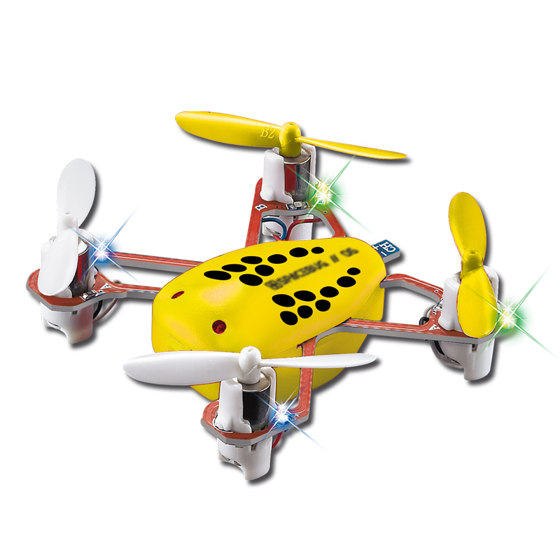 New Mini Explorers RC Quadcopter Drone 2.4Ghz 4CH 6 Axis Gyro Speed Switching plane quadcopter RTF RC plane(China (Mainland))