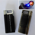2016 USB REFILLABLE CIGARETTE METAL LIGHTER NO NEED CABLE