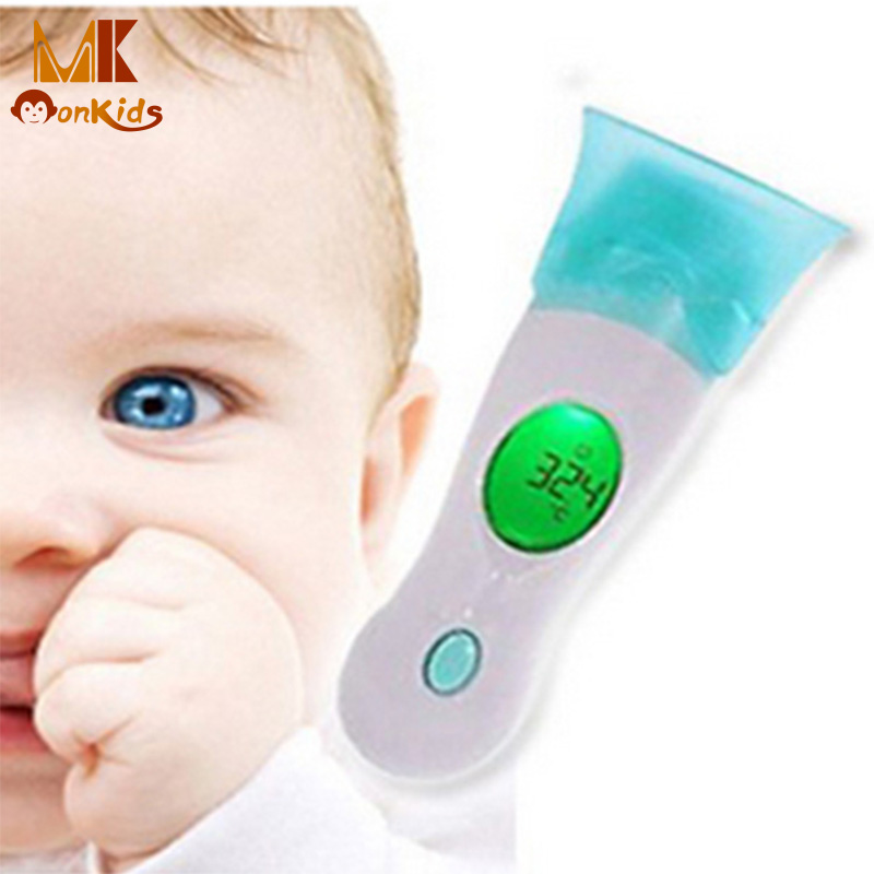 Monkids 2016 Baby Care Baby/Children's Termometer Health Monitors Digital Multifunctional Electronic Infrared Body Thermometer(China (Mainland))