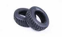 Buy Rovan parts 1/5 scale gas rc baja tyres parts 5T/5SC New Rear road tyres skin set 95163 for $18.50 in AliExpress store