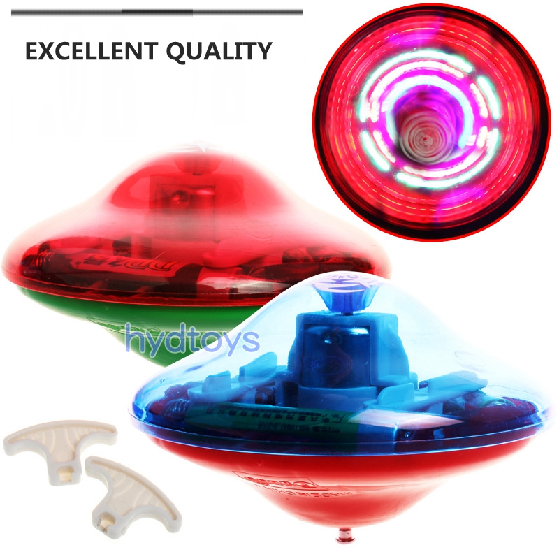 2015 Flashing Spinning Tops Beyblade Toy Top Children Classic Toy Gyroscope Light Music Kids Game Toys Free Shipping(China (Mainland))