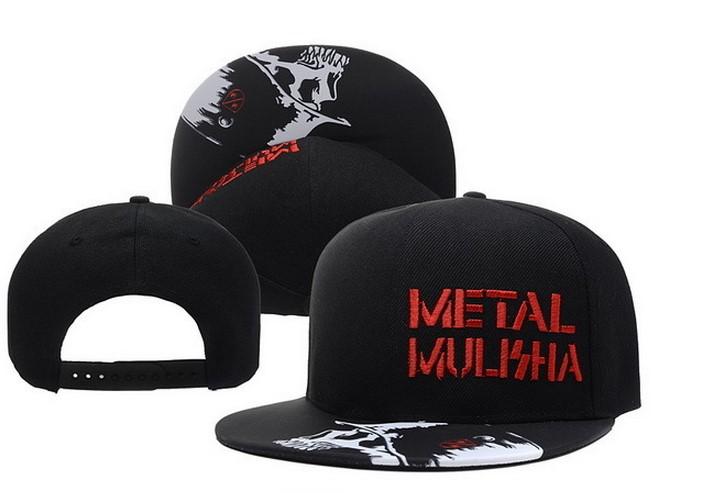 Metal rock star Mulisha Metal hat baseball cap Snapback hip-hop hip-hop hat(China (Mainland))