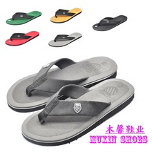 homens flip flops male fashion beach flip flops cool casual light weight slippers men's multi color comfortable home sandals(China (Mainland))