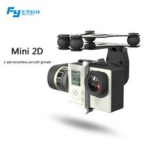 Buy Feiyu MINI 2D Brushless Gimbal Gopro Hero3 Camera Mount two-axis brushless gimbal /DJI Phantom FPV PK Mini 3D Pro for $85.00 in AliExpress store