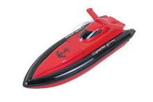 New radio control RC mini speed boat / remote control boat / 20 km / h lithium battery electric remote control boat dual motor(China (Mainland))