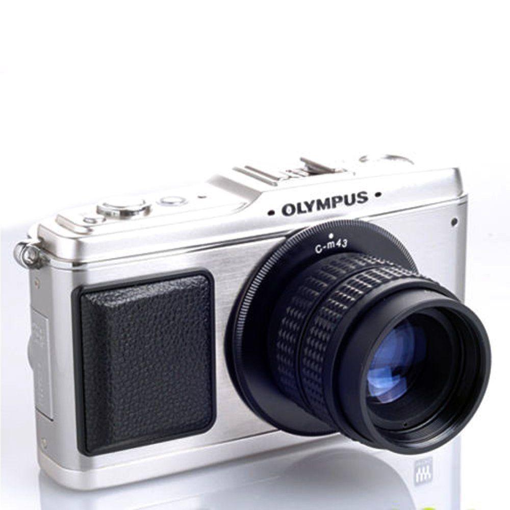 CCTV 35mm F1.7 Lens.