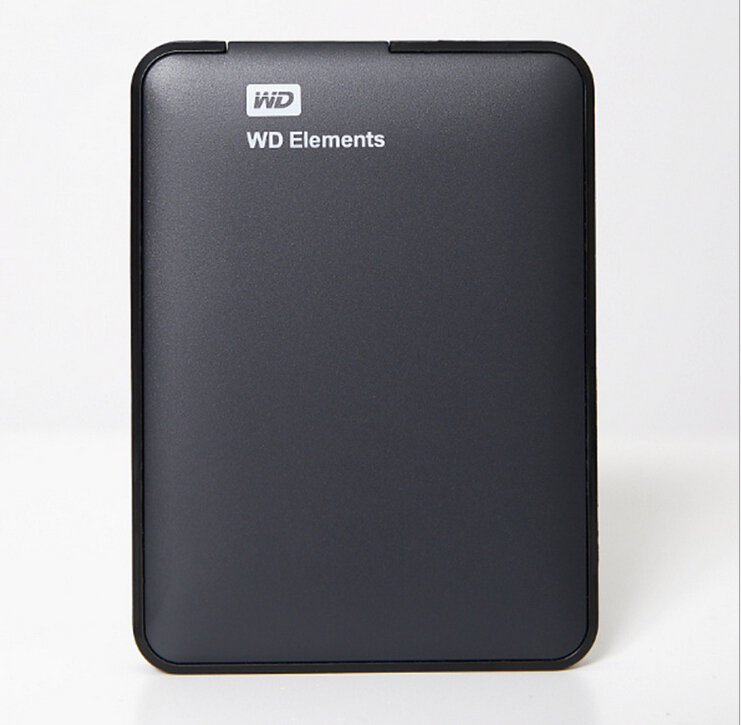 WD Elements New 2016 HOT Externo 1TB 2.5 usb3.0 Sata WD Hard drive disk 2TB HDD 3.0 WD external mobile hard disk Free shipping(China (Mainland))