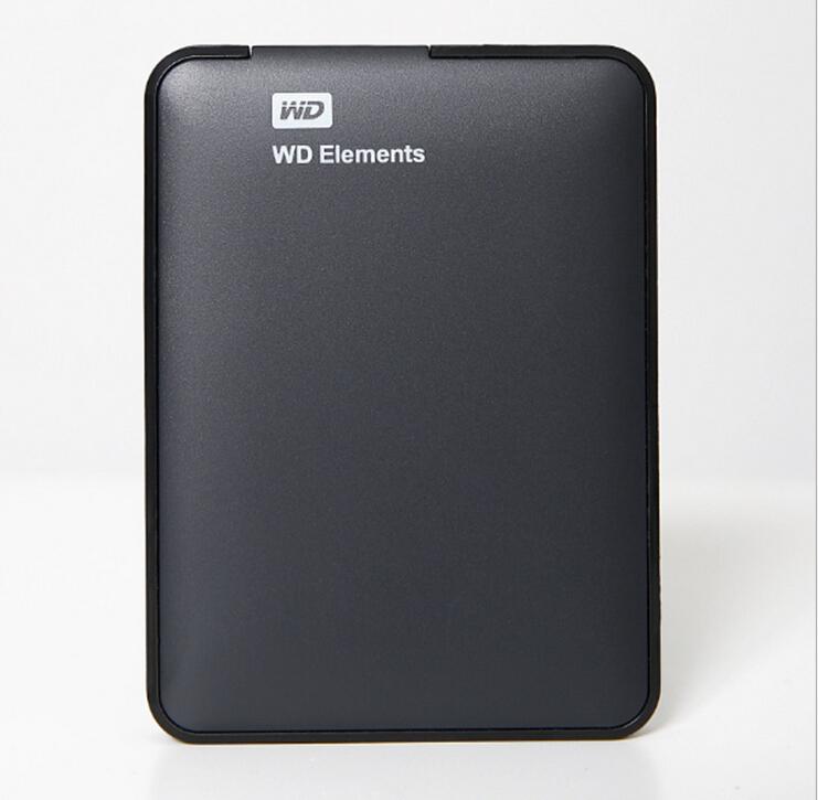WD Elements New 2016 HOT Externo 1TB 2.5 usb3.0 Sata WD Hard drive disk 2TB HDD 3.0 WD external mobile hard disk Free shipping(China (Mainland))