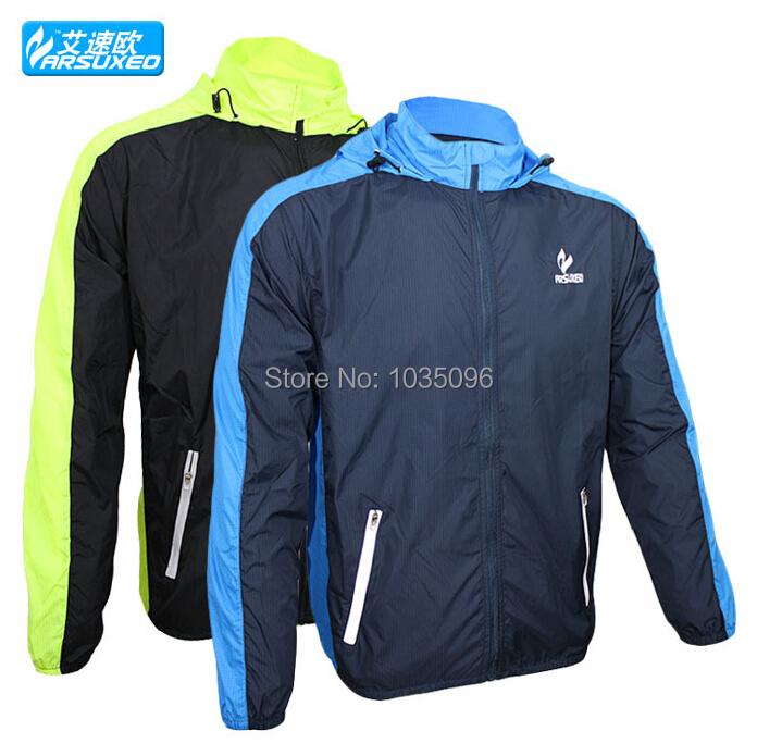 Bicycle Cycling Jacket Waterproof Rain Coat Jersey Riding Breathable Jacket Cycle Clothing Bike Long Sleeve WindCoat(China (Mainland))