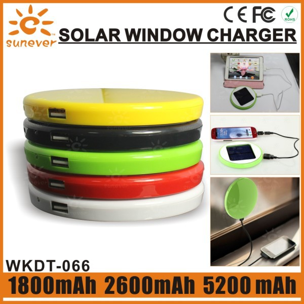 1800mah High quality portable cheap goods from China solar battery bank external battery charger(China (Mainland))