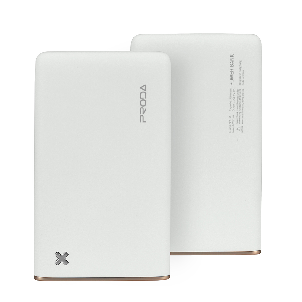 REMAX hot sale power bank 5000mAh bateria externa portable charger universal cargador portatil powerbank for iphone/Samsung/HTC