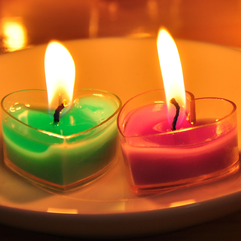 Romantic candles light top and best collections picshunger Best candles for romantic night