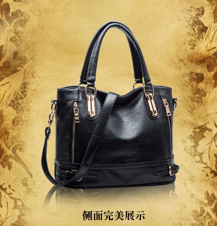 Fashion Designer Brand Women Pu Leather luxury  Handbags ladies Shoulder bags tote Bag female Retro Vintage Messenger Bag bolsa