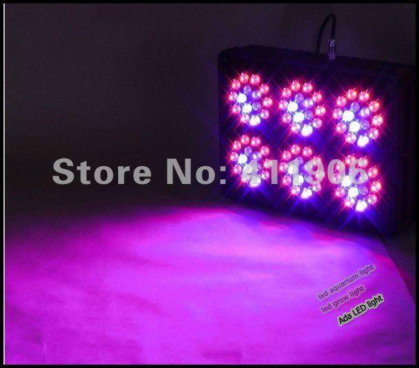 Quality Led Module Lens 200 Watt 3w High Power Apollo6 LED Plant Grow Lamp Light Replace 400W HO Greenhouse Garden Light Panel(China (Mainland))