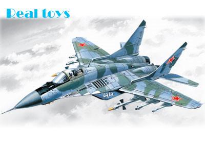 "ICM model 72141 1/72 MiG-29 ""9-13"" ""Fulcrum C"", Soviet Frontline Fighter plastic model kit(China (Mainland))"