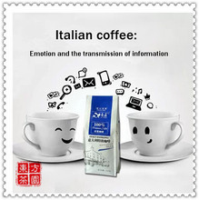 454g DarkRoasted Top Quality 100 Original Italian Coffee Beans Cooked Coffee Bean Slimming Coffee Slimming Free
