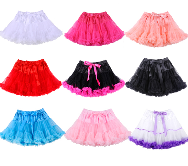 These cheap kids tutus fit tweens, teens and adults too (measurements on that category page). We have an other tutu page that keeps the sequin, flower filled, dresses, glitter, two toned and more. Last section in this category is the tutu tops. Great for getting a top to go with your new dance skirts!