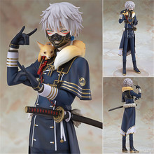 NEW ANDP GSC OR ONLINE Ming Sword Flurry Fox Anime Action Figure 20CM PVC Model Toy Doll