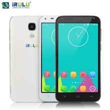 "iRULU U1 Mini 3G Smartphone 4.5"" MTK6582 Android 4.4 Quad Core 1GB/8GB Dual SIM Mobile phone LCD 5.0MP AT&T and T-Mobile(China (Mainland))"