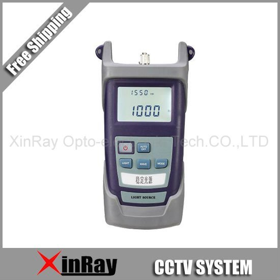 Free Shipping* 1 pc of  Handheld Optical Laser Light Source XR3100C Used in CCTV& digital system of communication devices