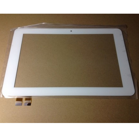 """White New touch panel 10.1"""" MODECOM freetab 1002 IPS X2 -BT Tablet touch screen digitizer glass Sensor replacement Free Shipping(China (Mainland))"""