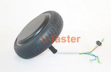 6.5 pulgadas auto equilibrio Scooter Motor rueda con neumático eléctrico auto equilibrio 2 ruedas monociclo libración tablero de reemplazo del Motor(China (Mainland))
