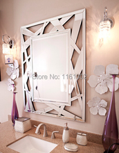 hotel project wall mirror decorative MR-2Q0121(China (Mainland))
