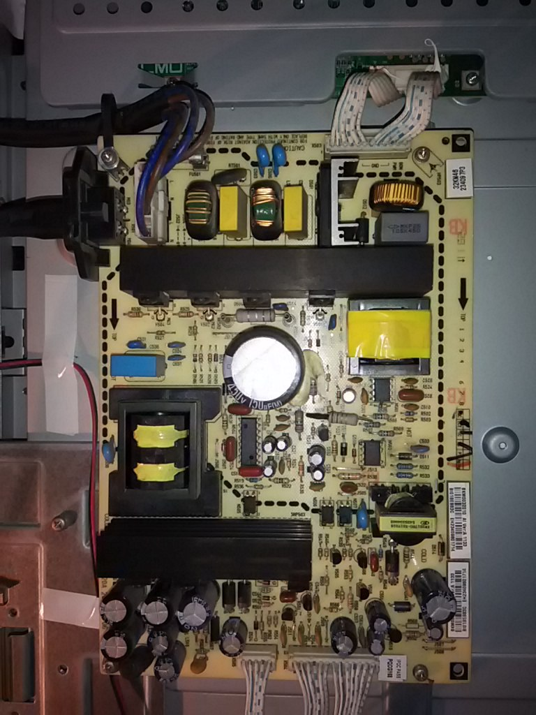 Free shipping 100% original used Best Buy NS-32L740N12 power board 569KM1 020A(China (Mainland))