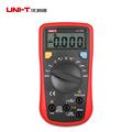 UNI T UT136B LCD Digital Multimeter Tester AC DC Voltmeter Ammeter Automotive Data Hold Freq Duty