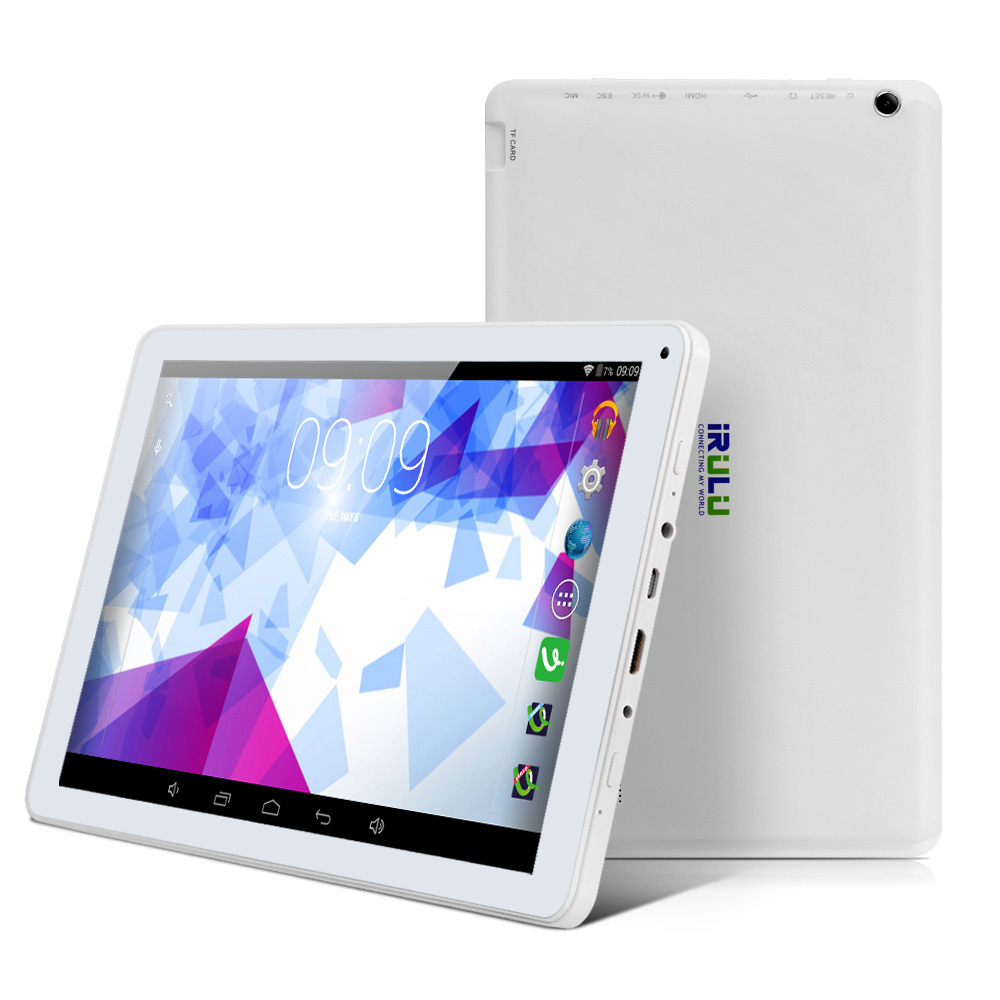 IRULU X1 Pro 10 1 Tablet PC Allwinner A83T Android 4 4 Octa Core 1G 16GB