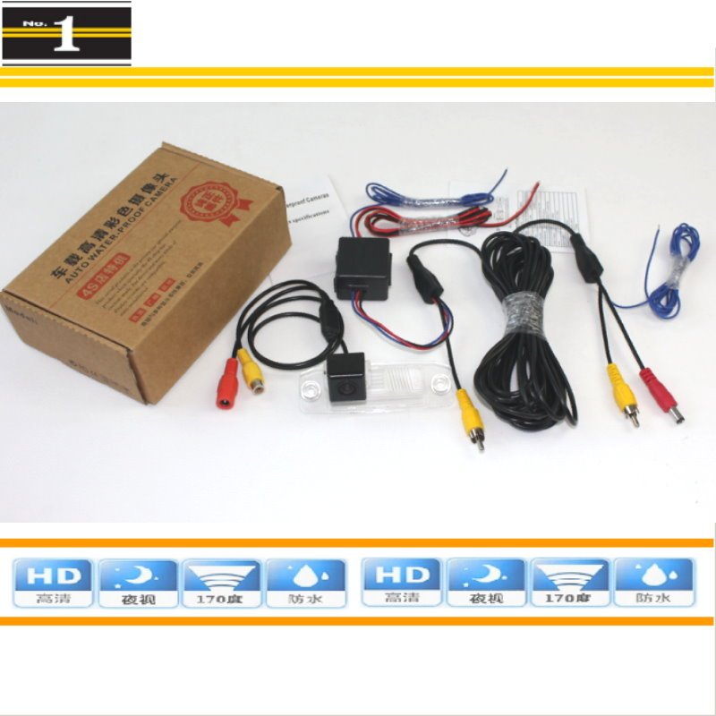 HD CCD Night Vision / Car Rear View Camera / HD Back Up Reverse Camera / For Hyundai Neo Fludic Elantra 2006~2010 + Power Relay(China (Mainland))