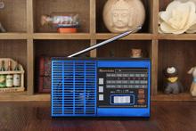 Free Shipping FM/AM/SW 3 BAND RADIO WITH USB/TF CARD MP3 MUSIC PLAYER MR-K36UR