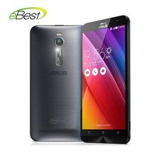 Gift original Asus ZenFone 2 ZE551ML mobile phone 4G FDD LTE Android 5.0 Z3560 Quad Core 1.8/2.3GHz 5.5'' NFC smartphones