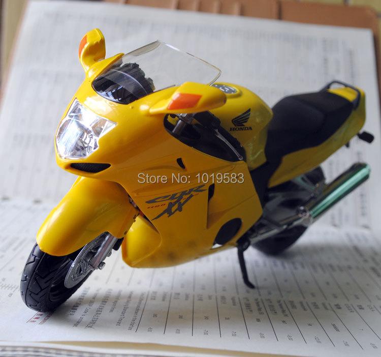 Игрушечная техника и Автомобили HONDA CBR 1100XX Diecast Motrocycle 1/12 1/12 diecast motorcycle toy