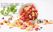 250g chinese fruit tea flower fruit tea green food personal care health care the China flavor