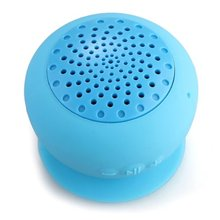 10x New Bluetooth Speaker Wireless Speaker Mini Speaker with Suction Cup V3,0 Fashion