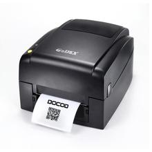 USB QR code printer 104mm thermal & thermal transfer label printer for printing adhesive sticker, price tag, shipping mark