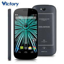 Original YOTAPHONE 2 YD206 Dual Screen Smartphone Snapdragon 801 Android Cell Phone 5.0Inch 2GB RAM 32GB ROM 4G LTE Mobile Phone(China (Mainland))