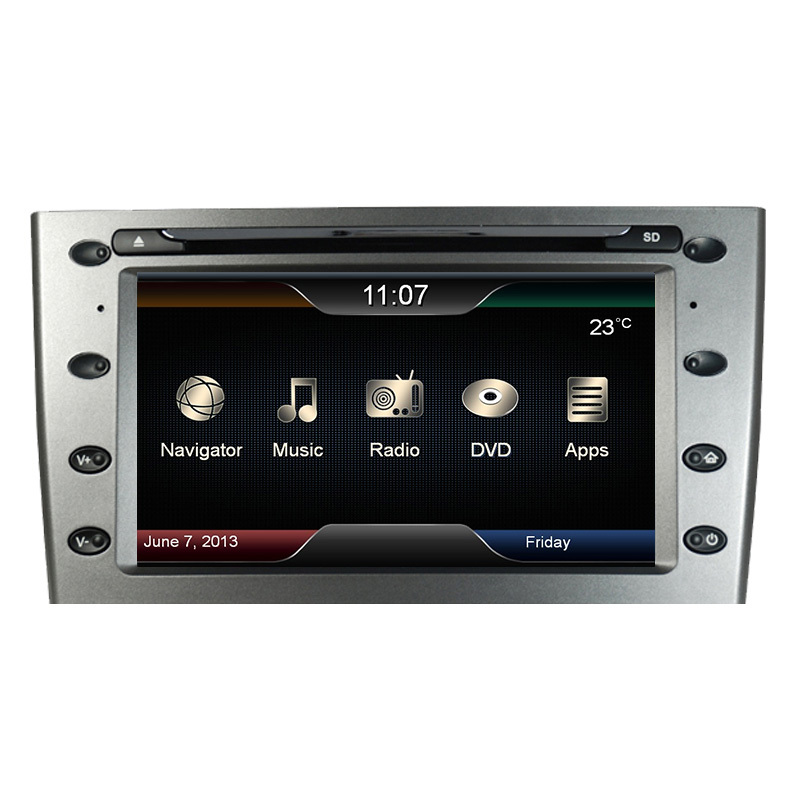 Hot sales ! Car Audio DVD player gps tracker for Peugeot 407 408 2 din steering-wheel MP3 Bluetooth handfree(China (Mainland))