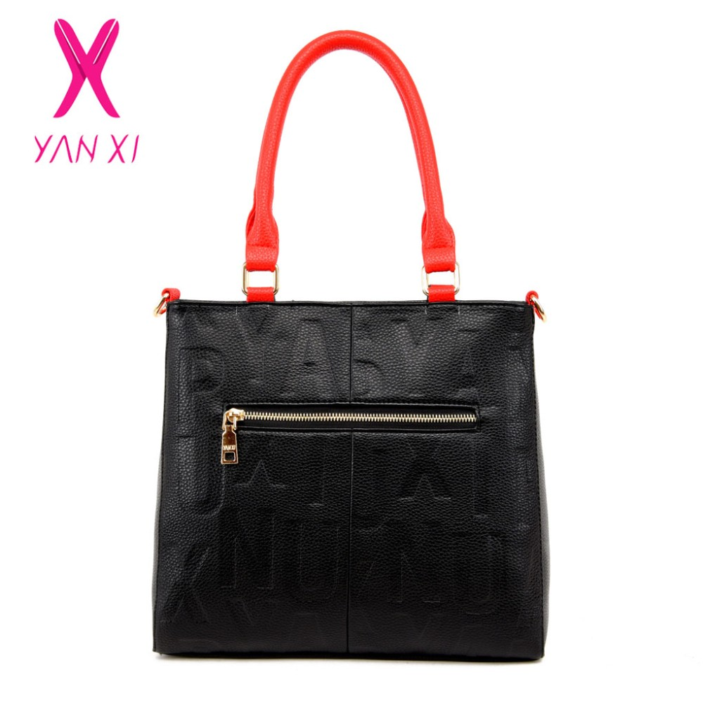 NEW Factory Outlets Leather Female Retro 4 Colors Lady PU Handbags Messenger Shoulder Totes Luxury Handbags Women Bags Designer