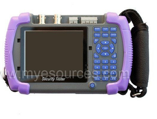 "ST3000 ST4000S Pro Security CCTV Tester,3.5"" TFT CCTV Camera Video PTZ Test Tester High-Quality Brand NEW"