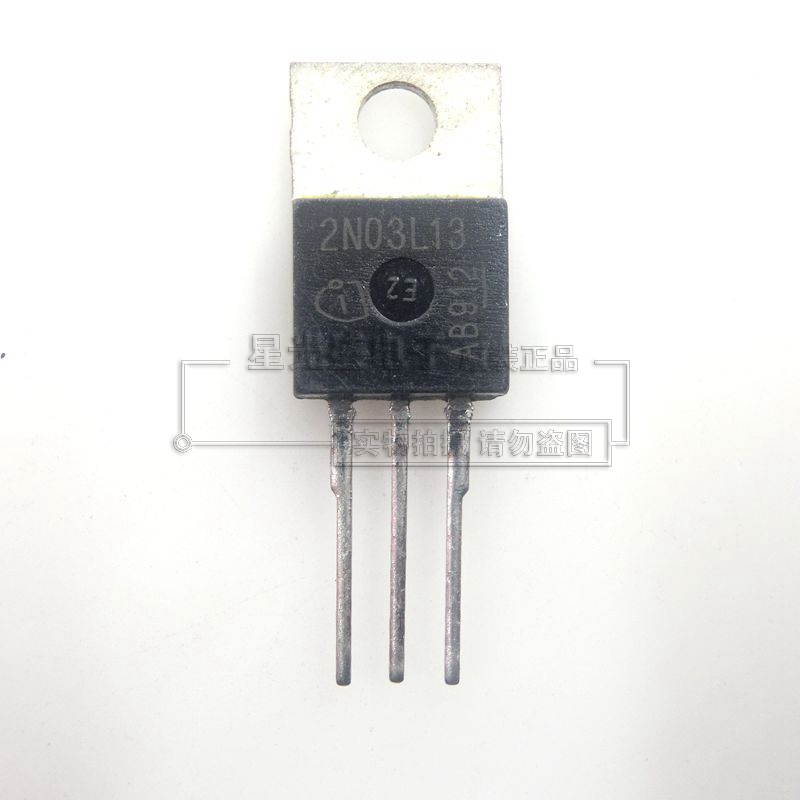 A new spot 2 n03l13 triode transistor power electronic components 3 c digital accessories(China (Mainland))